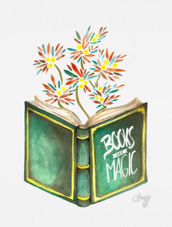 lookbook book wite kunstdruck