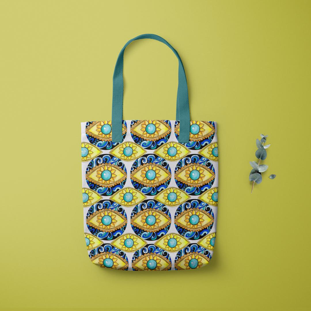 eyesTote-Bag klein